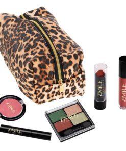 Zmile Cosmetics Beauty Bag Leo Look
