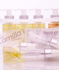 Camilla of Sweden Travelkit