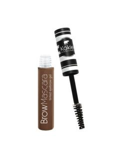 Kokie Brow Mascara Tinted Eyebrow Gel - Light Brown