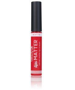 Beauty UK Lips Matter - No.2 Radical Red 8g