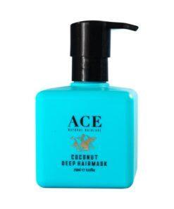 Ace Natural Haircare Cococnut Deep Hair Masque 250ml