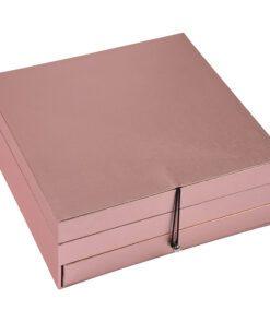 Zmile Cosmetics Beauty Box Tresure Rose Gold