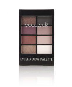 Beauty UK Eyeshadow Palette no.4 - Feverstruck