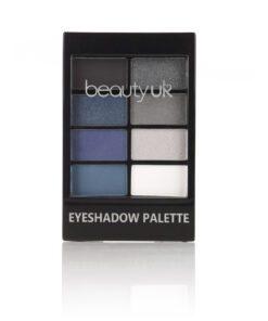 Beauty UK Eyeshadow Palette no.6 - After Dark