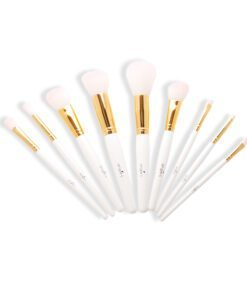 angie-L White Brush Set