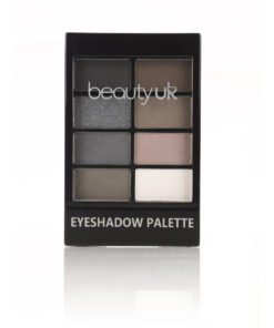 Beauty UK Eyeshadow Palette no.7 - Black Velvet