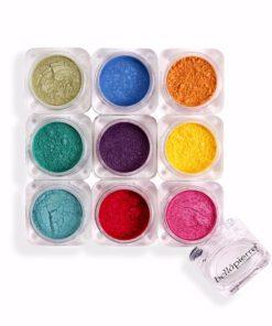 Bellapierre 9-Stack Shimmer - Iris 15.75g