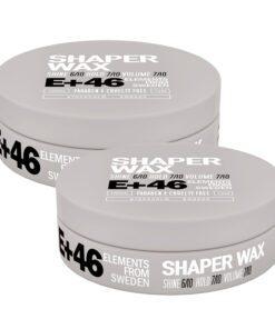 2-pack E+46 Shaper Wax 100ml