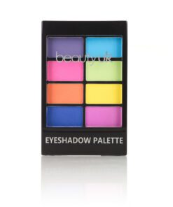 Beauty UK Eyeshadow Palette no.8 - Wild & Wonderful
