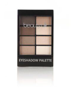 Beauty UK Eyeshadow Palette no.3 - Pure Romance