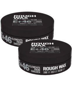 2-pack E+46 Rough Wax 100ml