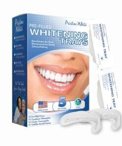 Pristine White Pre-Filled Whitening Trays
