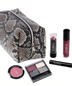 Zmile Cosmetics Beauty Bag Snake Look