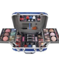 Zmile Cosmetics Makeup Box Traveller Blue
