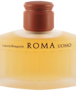 Laura Biagiotti Roma Uomo Edt for men 125ml