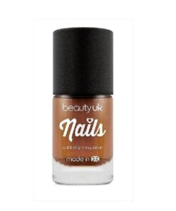 Beauty UK Chrome Nail Polish - Copper