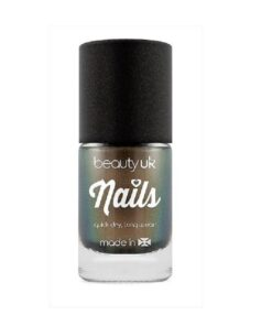 Beauty UK Chrome Nail Polish - Deep Gold